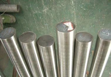 China DIN17440 Dia 2.5mm to 400mm H9/H11 Polished Stainless Steel Rods , steel round bar 1.4000, 1.4406,1.4301 distributor