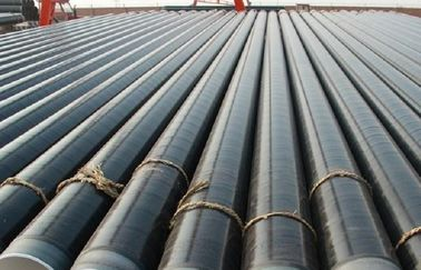 China PE Seamless And ERW API 5L Line Pipe , PLS1 And PLS2 L360 X52, Plain End And Beveled End factory