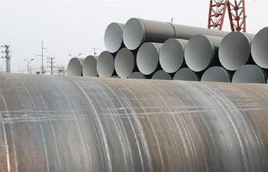 China SSAW / LSAW Steel Pipe, Large Diameter API 5L Line Pipe OD 168mm - 3000mm factory