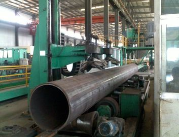 China ASTM / DIN / JIS API 5L LSAW / Seamless Pipe Welded Pipes for Oil , Gas Industries factory