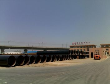 China DIN30670 PE Coated  Hot Rolled API 5L / API Pipe For Gas , petroleum products factory