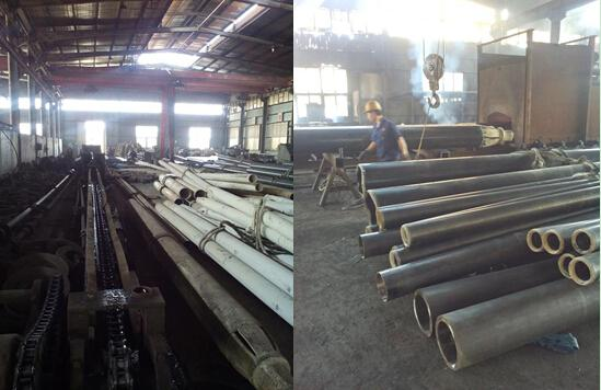 Cold drawn Seamless Thick Wall Stainless Steel Pipe TP316L ASTM A312