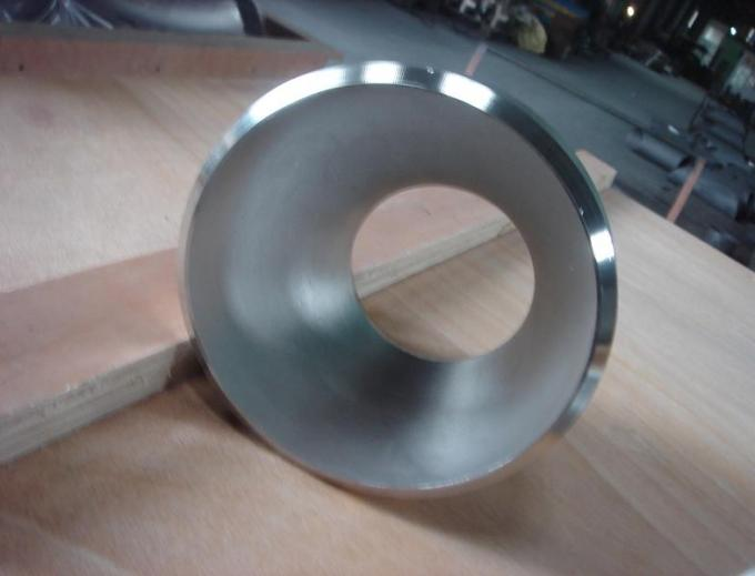 Eccentric pipe reducer stainless steel fitting