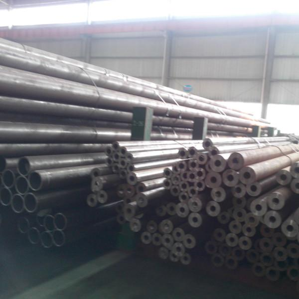 ASTM A179 Seamless Cold Drawn Big Wall Precision Steel Tube With Plain End