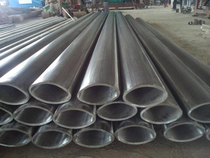 800G Mirror Finish Oval Stainless Steel Tube ASTM A559jiejw4 , A249 201/ 202 /304 / 316